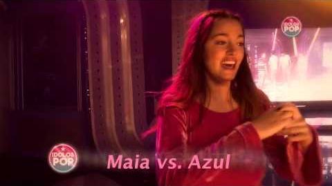 """Aliados La final de """"Ídolos POP"""""""
