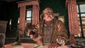 Alice Madness Returns - Radcliffe z Królikiem