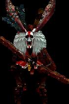 Samurai Wasp Archer