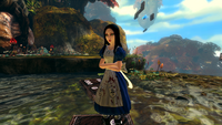 Alice's return in the Vale of Tears
