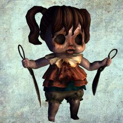 Doll Girl render