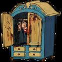 Dollhouse Wardrobe