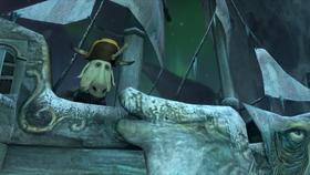 Alice Madness Returns - Żółwiciel w swoim statku
