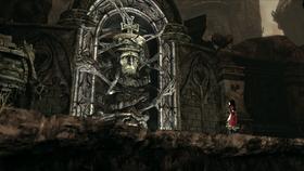 Alice Madness Returns - poświęcenie Króla