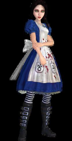 Alice AMR render