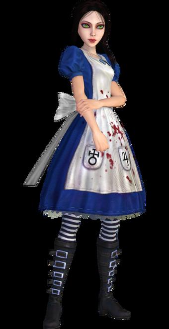 Alice Liddell Wiki American Mcgee S Alice Fandom