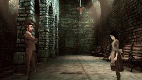 Alice Madness Returns - Alice i Bumby na stacji