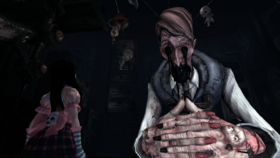 Alice Madness Returns - Konfrontacja Alice i Lalkarza