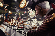 Join the Mad Tea Party
