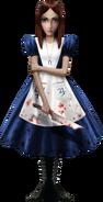 Alice w strój Wonderland