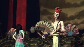 Alice Madness Returns - Cieśla i Alice