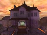 Casa da família Liddell