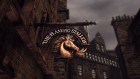 Alice Madness Returns - The Flaming Stallion