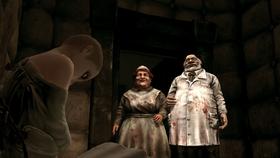 Alice's return in the asylum
