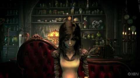 Alice Madness Returns Teaser