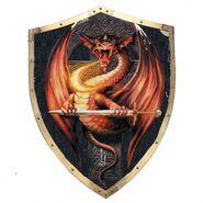 Рыцарица6 щит