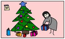 Дарки календарь 18