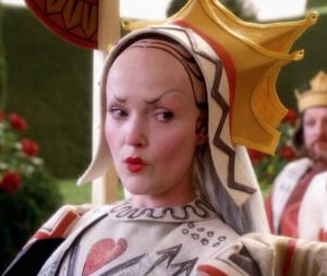 Queen Of Hearts Alice In Wonderland Wiki Fandom Powered By Wikia