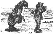 Tenniel-Walrus-Carpenter 1