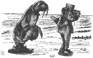 Tenniel-Walrus-Carpenter 1