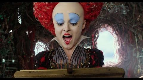 First Look! Disney's Alice Through The Looking Glass!