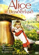 Alice In Wonderland (1985) DVD