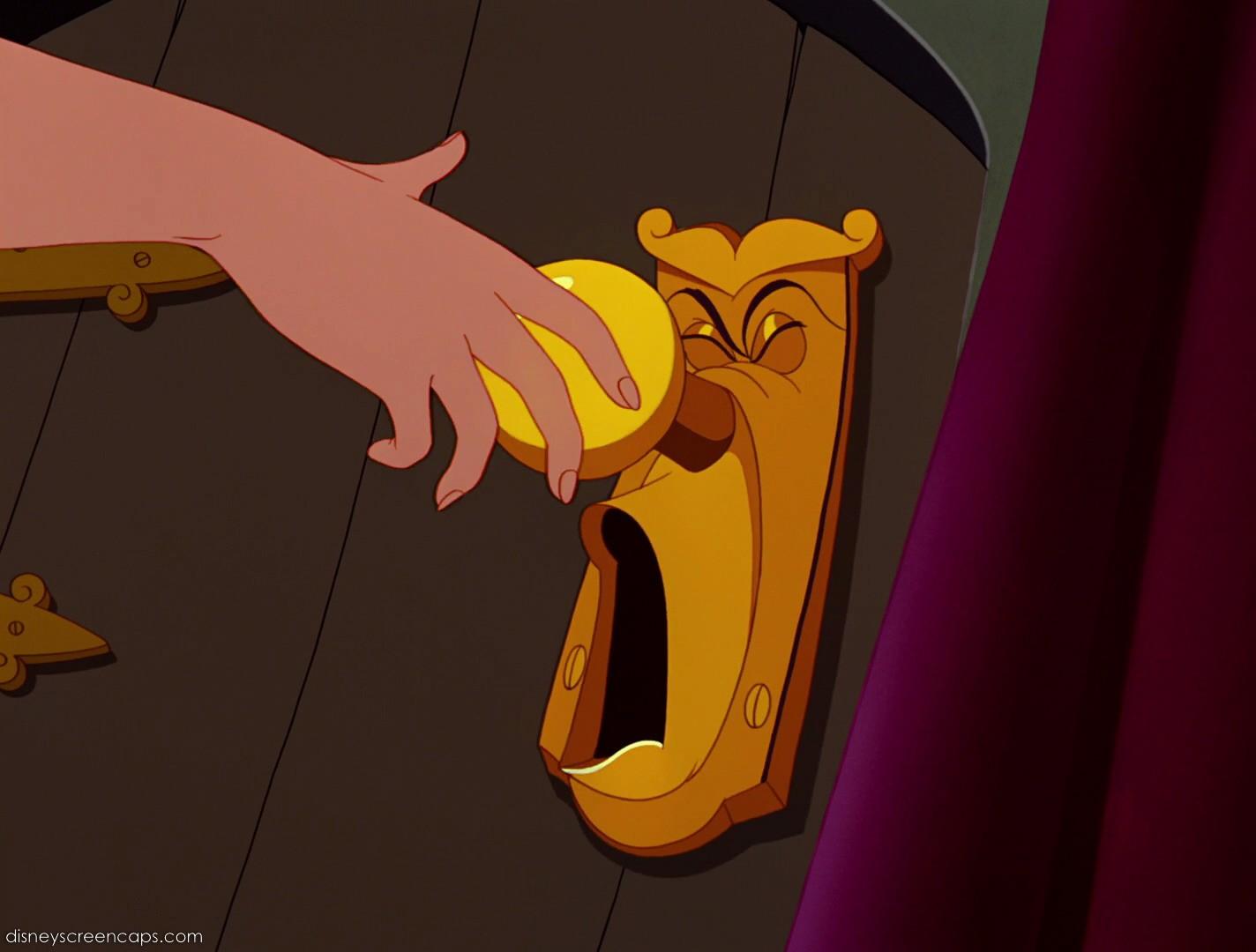 & Doorknob | Alice in Wonderland Wiki | FANDOM powered by Wikia