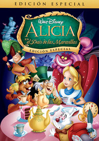 1951-Alice in Wonderland (2010 edition)