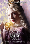 Alice Through the Looking Glass - promotional image - The White Queen