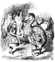 Dodo tenniel