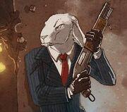Rabit shotgun