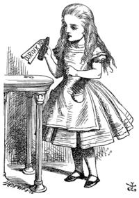 Tenniel-Alice