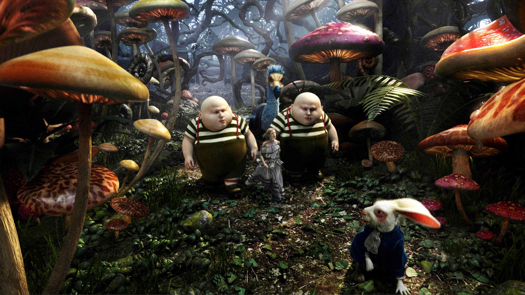 Underland | Alice in Wonderland Wiki | FANDOM powered by Wikia