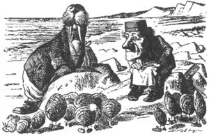 Tenniel-Walrus-Carpenter 2