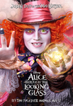 Alice Through the Looking Glass - promotional image - The Mad Hatter