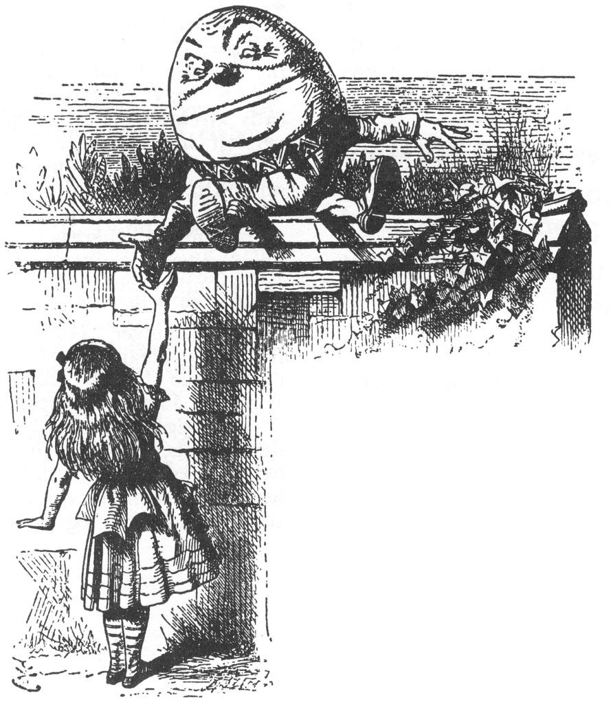 Humpty Dumpty Alice In Wonderland Wiki Fandom Powered By Wikia