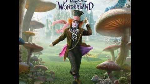Alice in Wonderland Soundtrack-Blood of the Jabberwocky