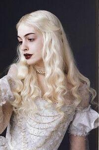 Die Weiße Königin Alice Im Wunderland Wiki Fandom Powered By Wikia