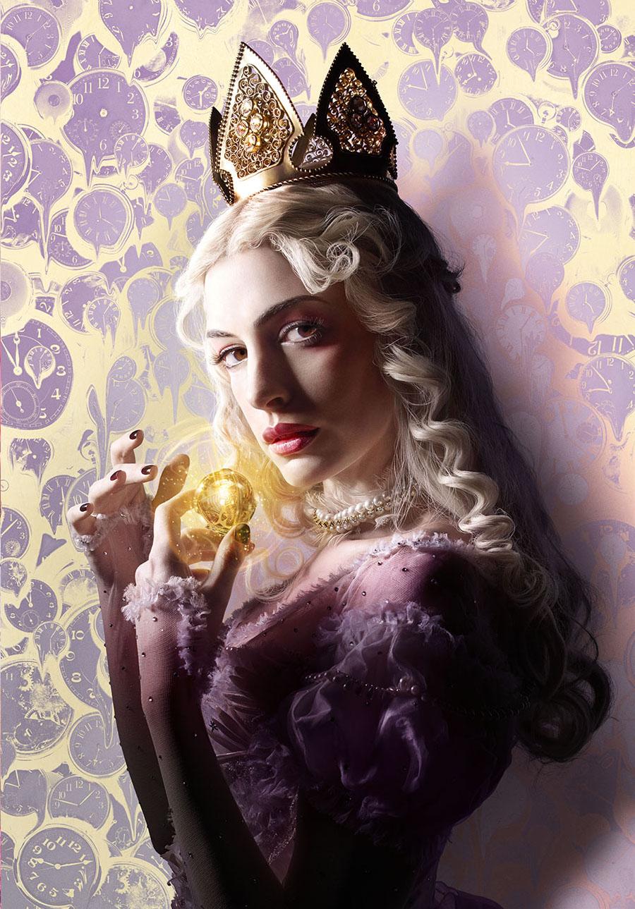 La Reina Blanca | Alicia en el País de las Maravillas Wiki | FANDOM ...