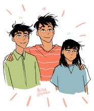Spring Siblings