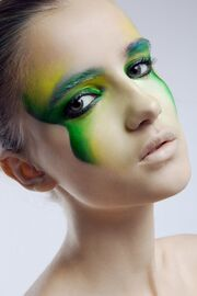 Green-yellow-beauty-cosmetics-makeup-682x1024