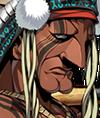 Apache-face