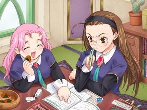 Magic-studying