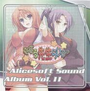 Alicesoft Sound Album Vol. 11 cover
