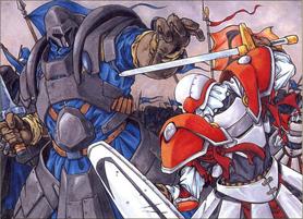 Parapara-Conflict