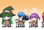 Maria-in-class