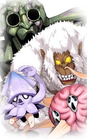 Guy-Monsters