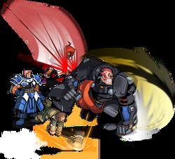 Hammer-Combat