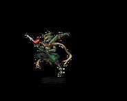Horus-Sprite