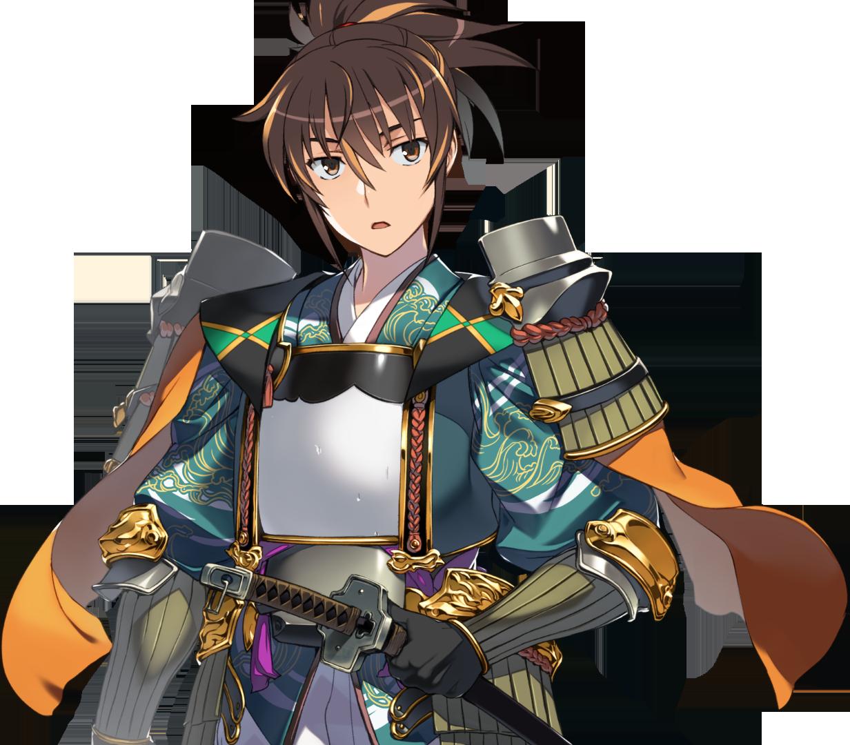 Yamamoto Rangi | AliceSoftWiki | Fandom